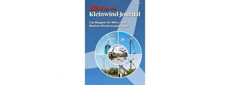 Journal for small wind turbine enthusiasts 1