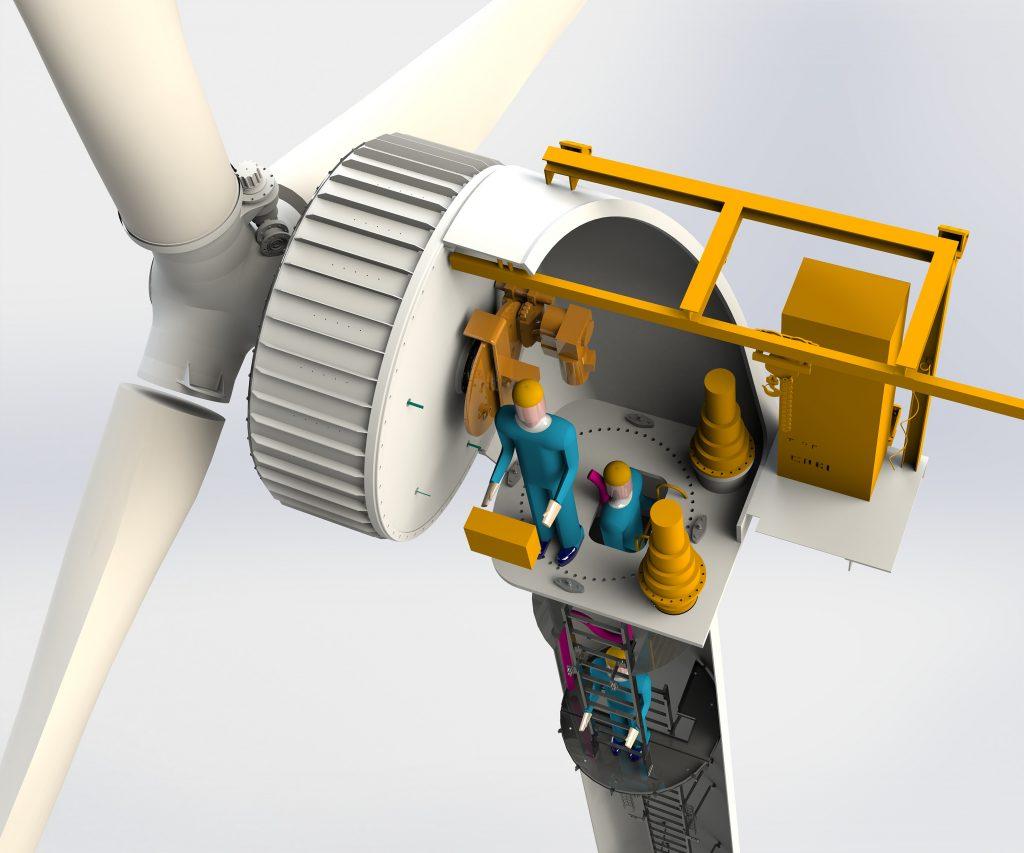 Wind Turbine Tower Design 26